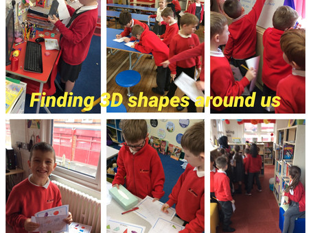 3D Shape Hunt!