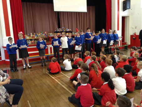 KS2 Harvest Assembly