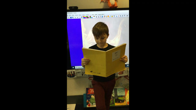 Poetry in Class 2L