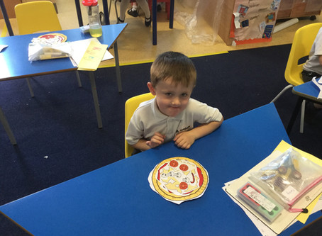 Learning about Italy in Reception