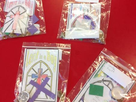 Lent Bags