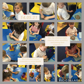 Artists in Year 1