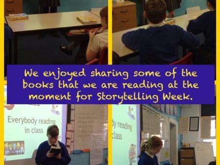 Storytelling in Year 6