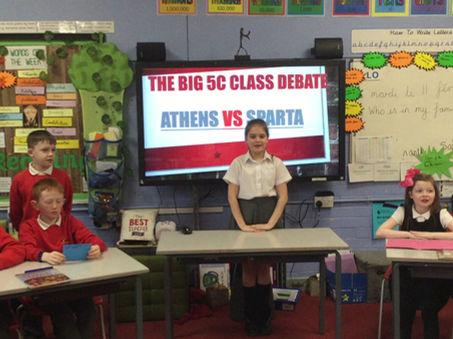 5C debate