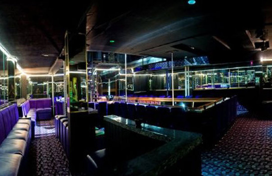 club lights
