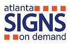 atlanta signs