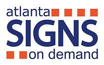 signs atlanta