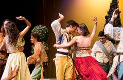 Much Ado About Nothing - Lenox Memorial High School (2016)