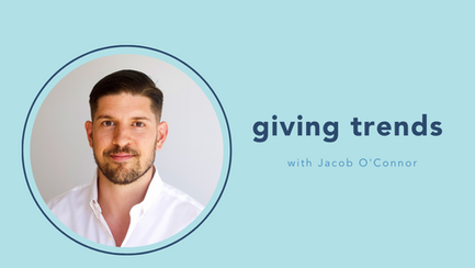 Giving Trends with Jacob O'Connor