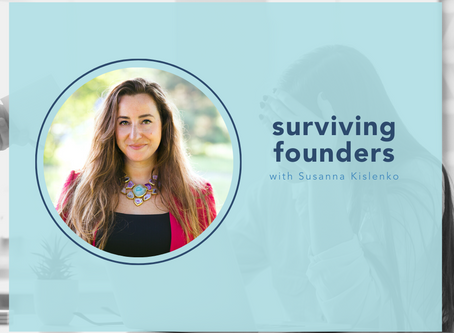 surviving founders with Susanna Kislenko