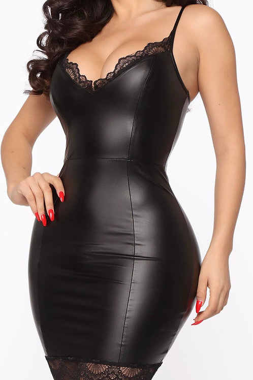 LADY IN LEATHER