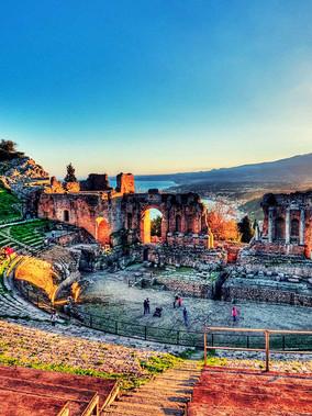 Greek Theater of Taormina