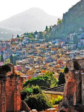 Sicilia Ancient Ruins