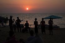 Band at Sunset.jpg