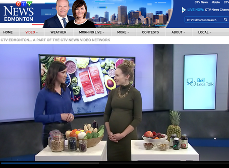 Mental Health Day on CTV Morning Live