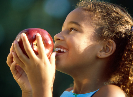 The Challenge of Feeding Kids Healthy Food