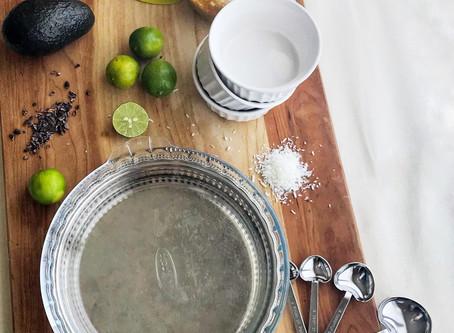 Raw Vegan Avocado Key Lime Pie