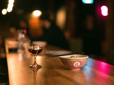 Restaurant Raves: Baijiu Bar