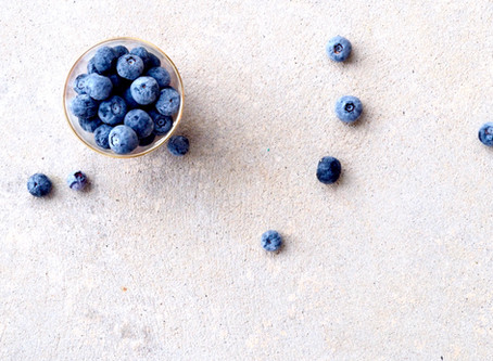 Summer Berry Chia Pudding