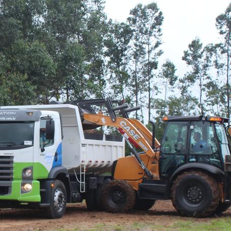 Sombrio Saneamento investe R$ 760 mil em equipamentos para melhorar serviços