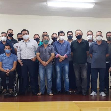 Comitiva de Santa Rosa do Sul visita CEPRAG e materializa desejo por atendimento!