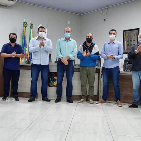 Renan Scandolara é o novo presidente do Progressistas de Praia Grande