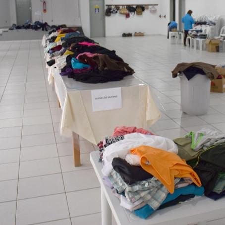 Assistência Social lança Campanha do Agasalho 2021 em Jacinto Machado