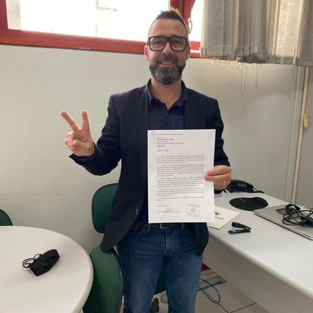 Alex Bristot avalia concorrer a deputado estadual