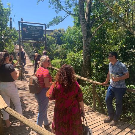 Maracajá recebe visita técnica do Conselho Estadual de Turismo