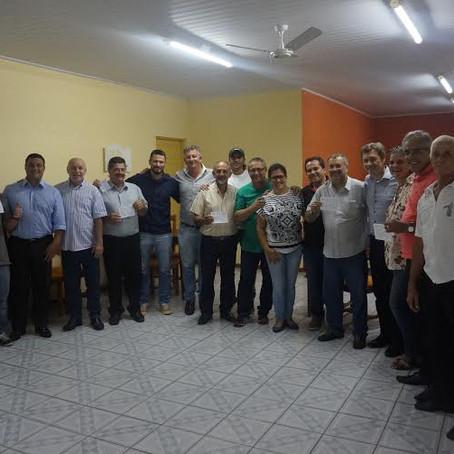 PSD de Araranguá filia lideranças