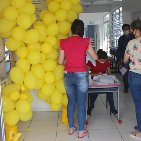 Setembro Amarelo é tema de palestras em Jacinto Machado