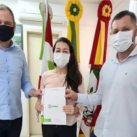 Vereador Jonas D'Ávila conquista R$ 250 mil para infraestrutura de Sombrio