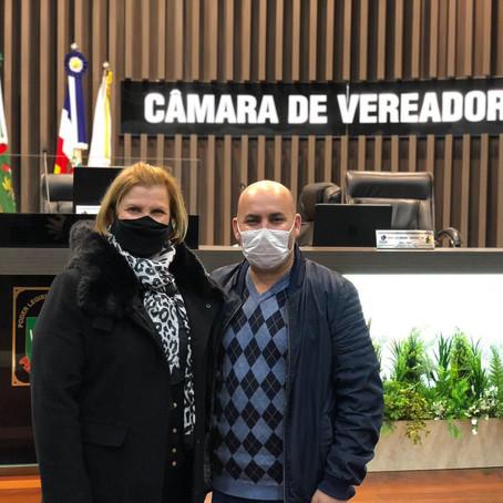 Câmara de Vereadores de Araranguá promove curso junto da Assembleia Legislativa