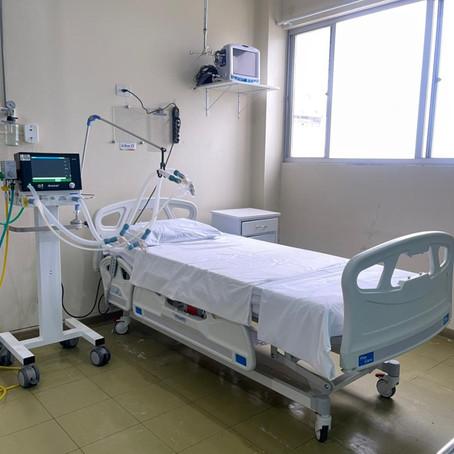 Estado habilita novos leitos e Hospital Regional passa a oferecer 40 vagas de UTI Covid