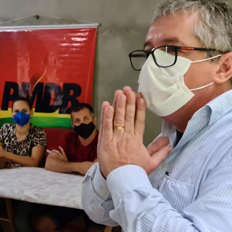 MDB da região inicia mobilização por candidatura de Tiago Zilli