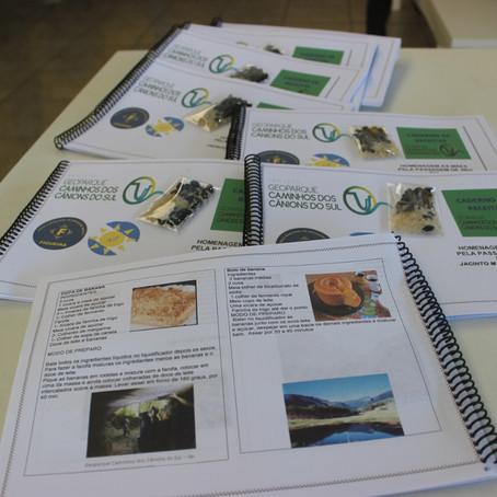 Jacinto: Escolas e alunos produzem caderno de receitas em homenagem às mães