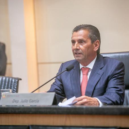Presidente da Alesc, Júlio Garcia, tem prisão domiciliar decretada!