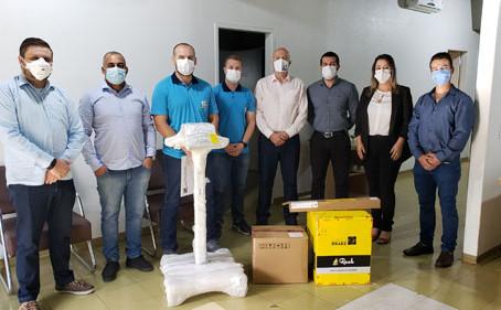 Arroio do Silva adquire respirador e cede para uso do Hospital Regional de Araranguá