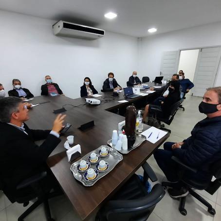 CCR Via Costeira apresenta melhorias na BR 101 aos prefeitos