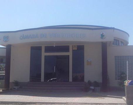 Inauguração da Câmara de Arroio do Silva