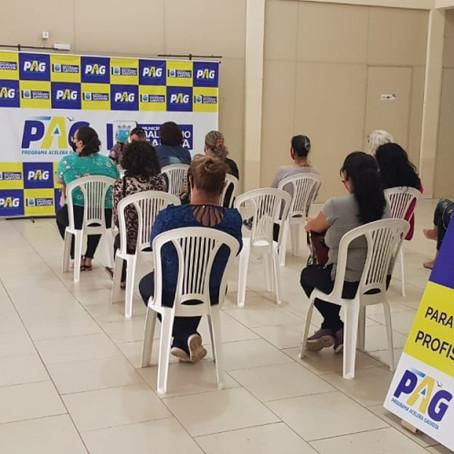 Programa Acelera Gaivota lança Centro de Formação Profissional