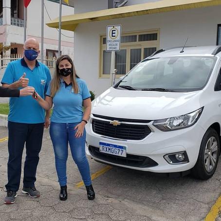 Prefeitura de Arroio adquire mais um veículo