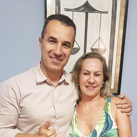 Araranguá: Ricardo e Claudete Bianchi farão carreata no dia 12