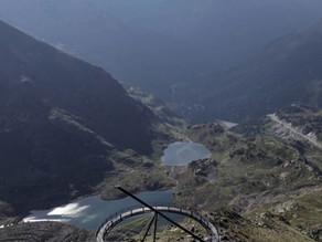 Panoràmica a 2.701 metres