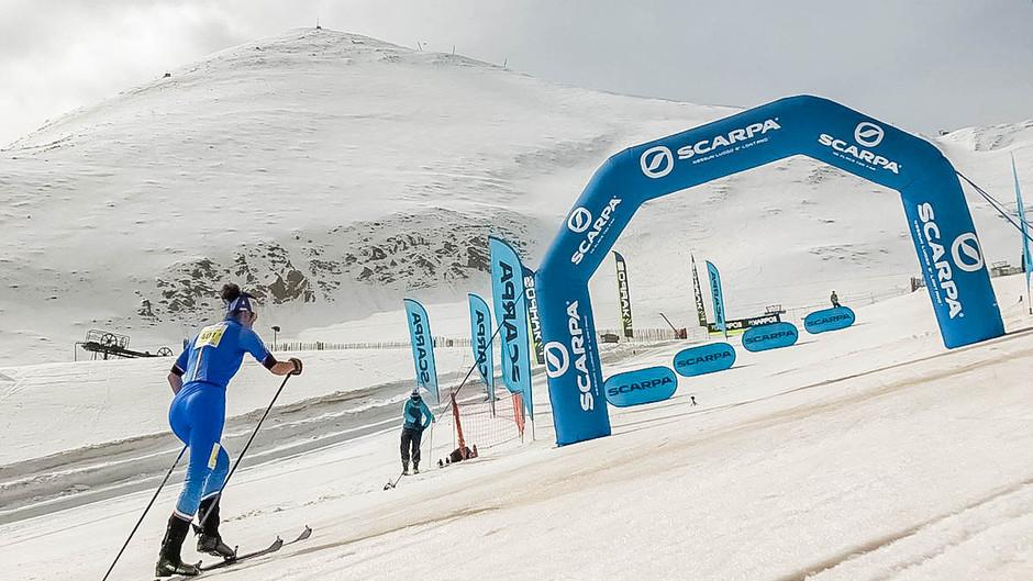 """""""L'esquí de muntanya és un esport que requereix un alt compromís, a nivell de preparació"""""""