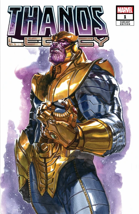 THANOS LEGACY #1 DELL 'OTTO EXCLUSIVE VARIANT