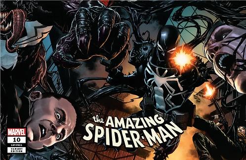 AMAZING SPIDER-MAN #10 MICO SUAYAN EXCLUSIVE VARIANT
