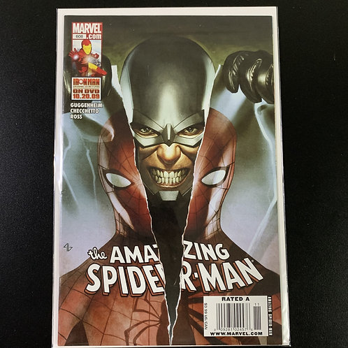 AMAZING SPIDER-MAN #608