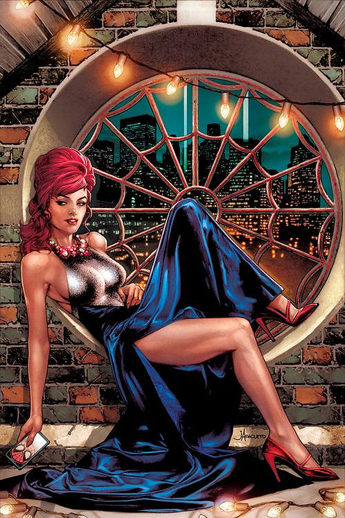AMAZING MARY JANE #1 JAY ANACLETO VIRGIN VARIANT