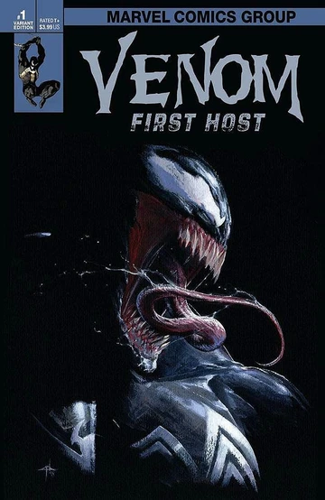 VENOM: FIRST HOST #1 DELL 'OTTO EXCLUSIVE VARIANT